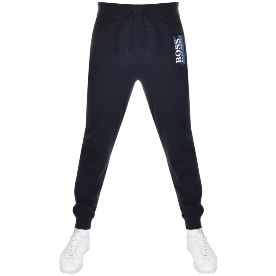 online for sale hot-seeling original best website BOSS HUGO BOSS Jogging Bottoms Navy | Mainline Menswear