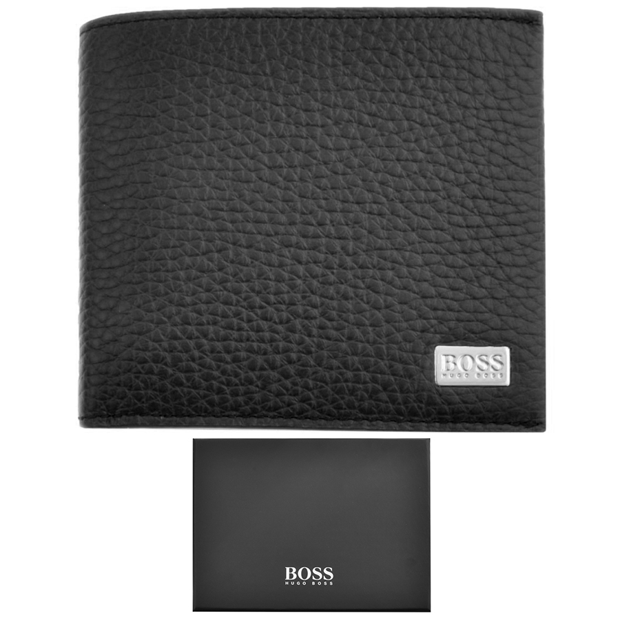 BOSS HUGO BOSS Cross Town Wallet Black