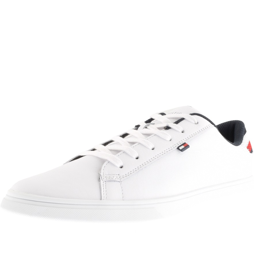 Tommy Hilfiger Essential Trainers White