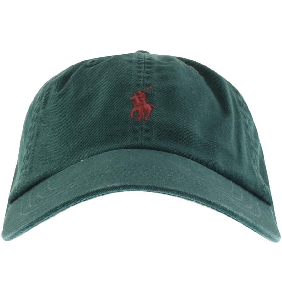 34090a4911ad08 Product Image for Ralph Lauren Classic Baseball Cap Green