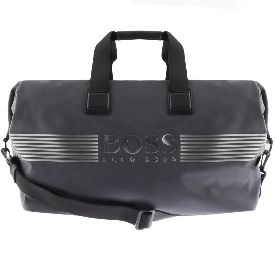 BOSS HUGO BOSS Pixel Holdall Grey