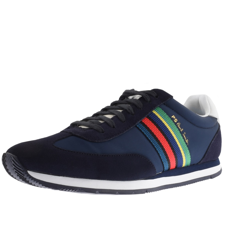 PS By Paul Smith Prince Trainers Navy