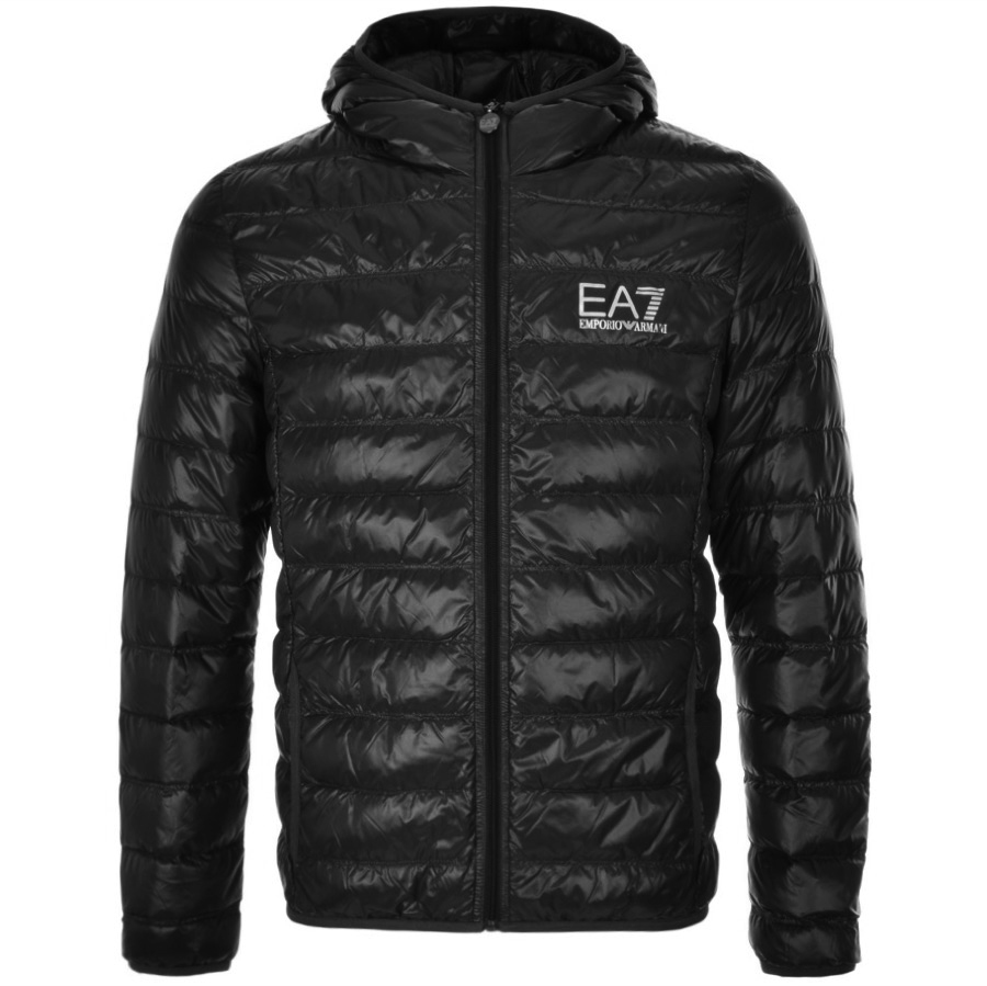 a6adbcb0a3dd Product Image for EA7 Emporio Armani Quilted Jacket Black