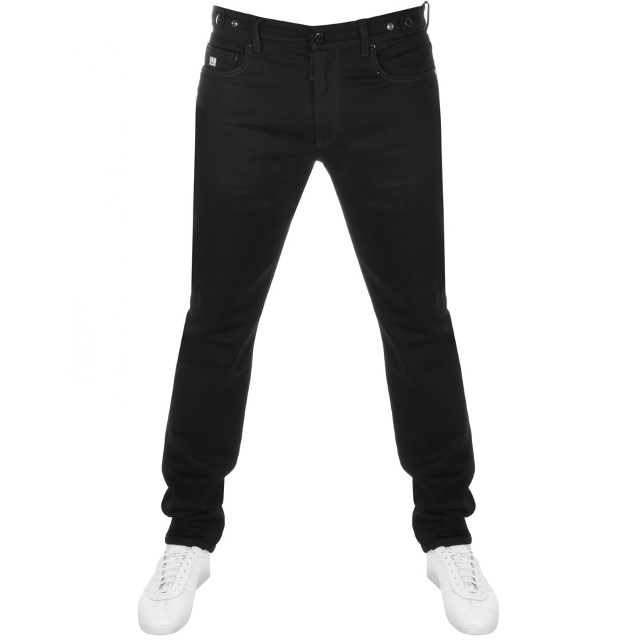 bb3c7c20c Product Image for CP Company Regular Fit Jeans Black