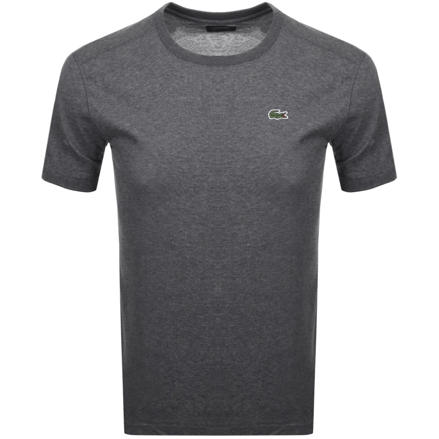 Lacoste Sport Ultra Dry T Shirt Grey