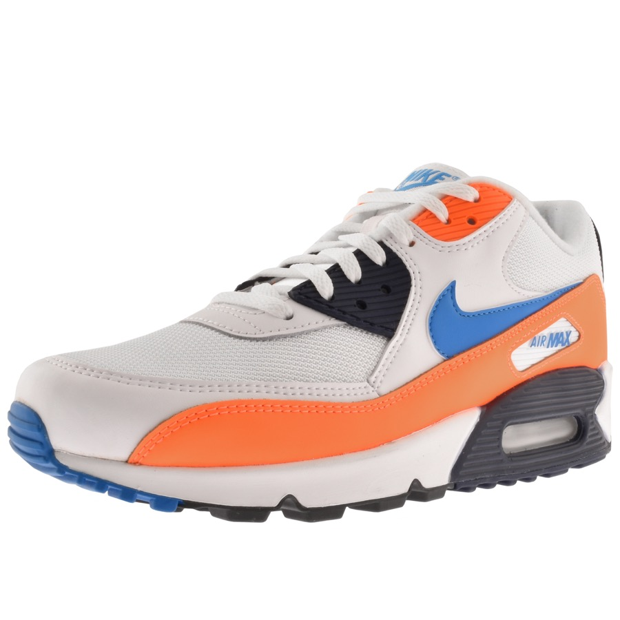 54412fe63c668 Product Image for Nike Air Max 90 Essential Trainers White