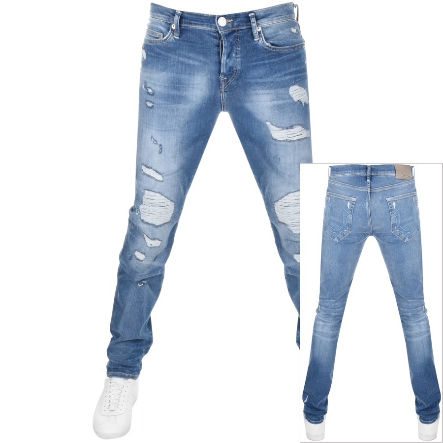 cb9a034847 Product Image for True Religion Rocco Jeans Blue