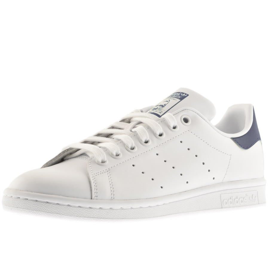 Adidas Originals Stan Smith Trainers White | Mainline Menswear