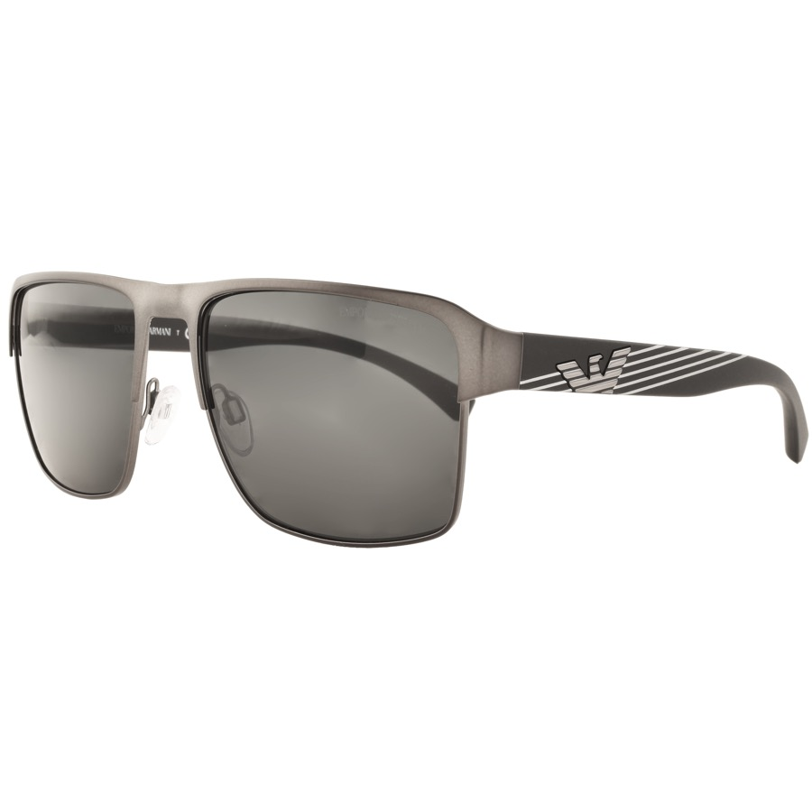 Emporio Armani 2066 Sunglasses Grey