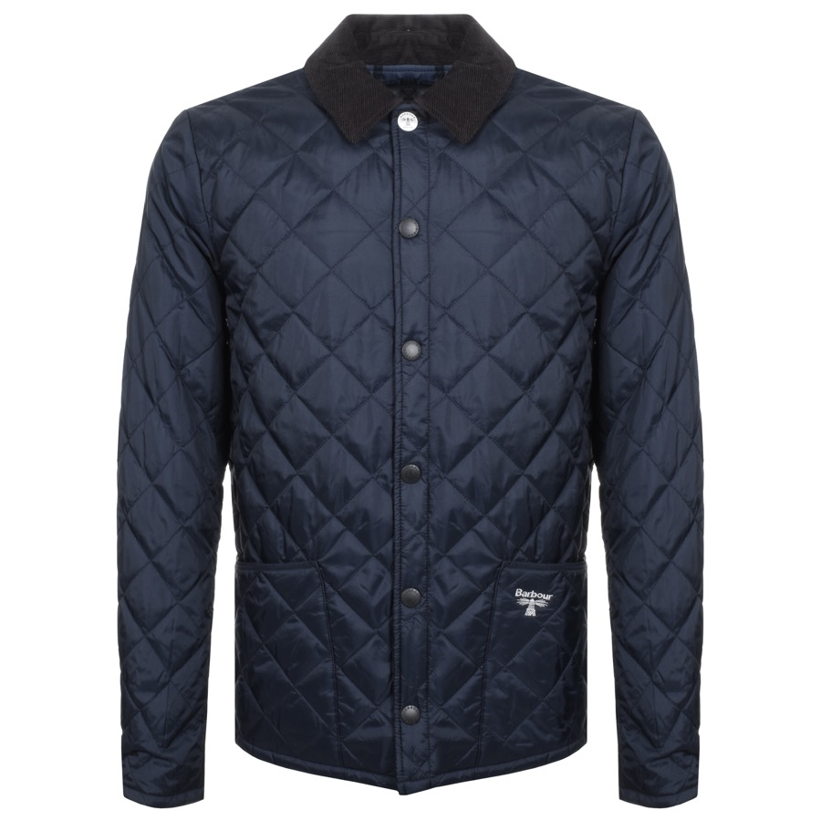 fb5c8d8923b Product Image for Barbour Beacon Starling Quilted Jacket Navy