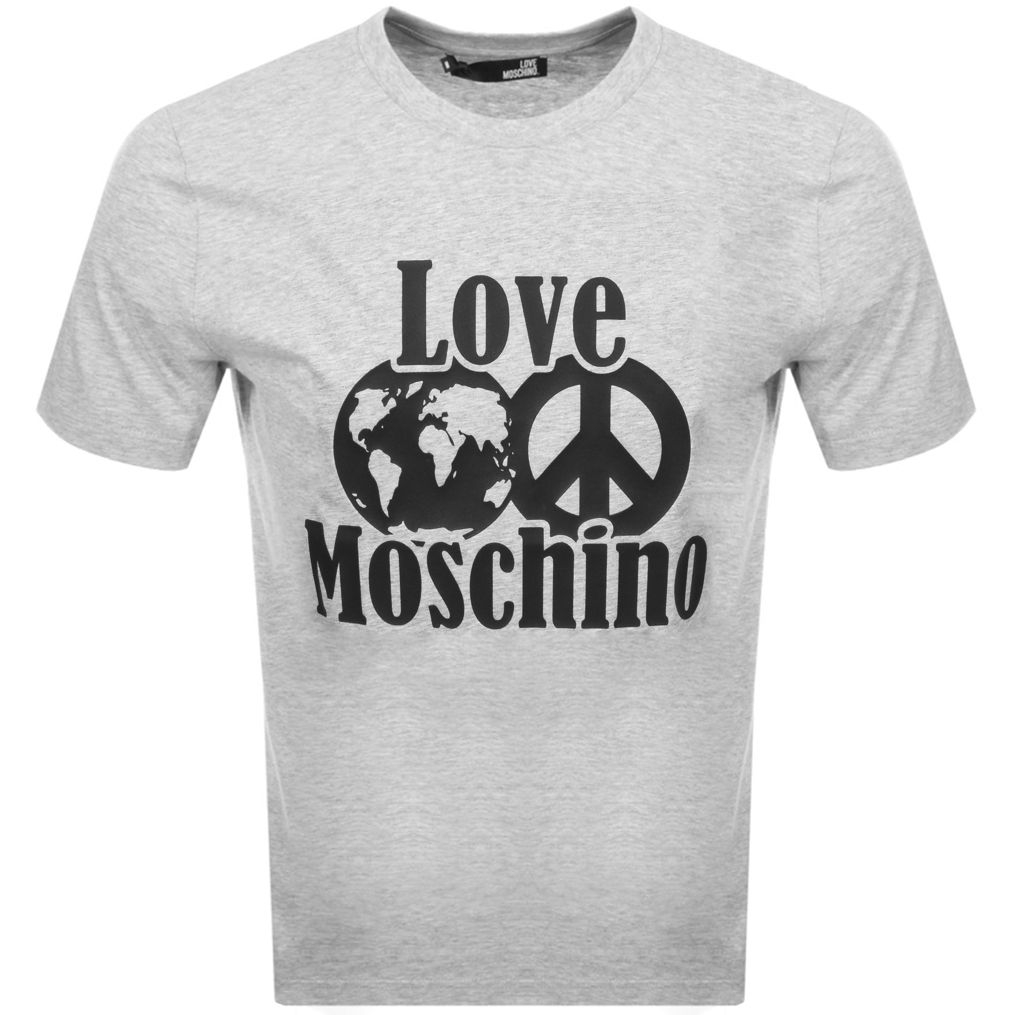 789d7d1410d Moschino Mens T shirts & Polo Shirts | Mainline Menswear