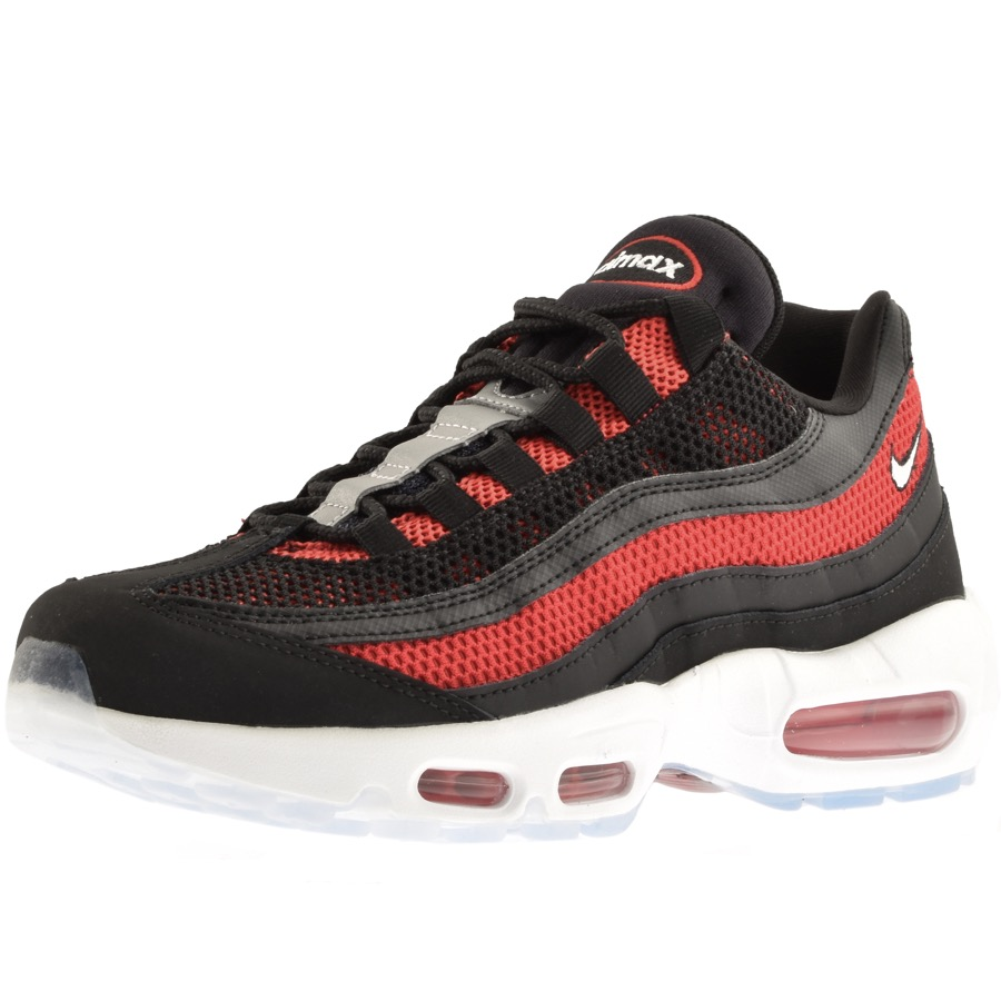 best sneakers 56464 802a0 Product Image for Nike Air Max 95 Essential Trainers Black