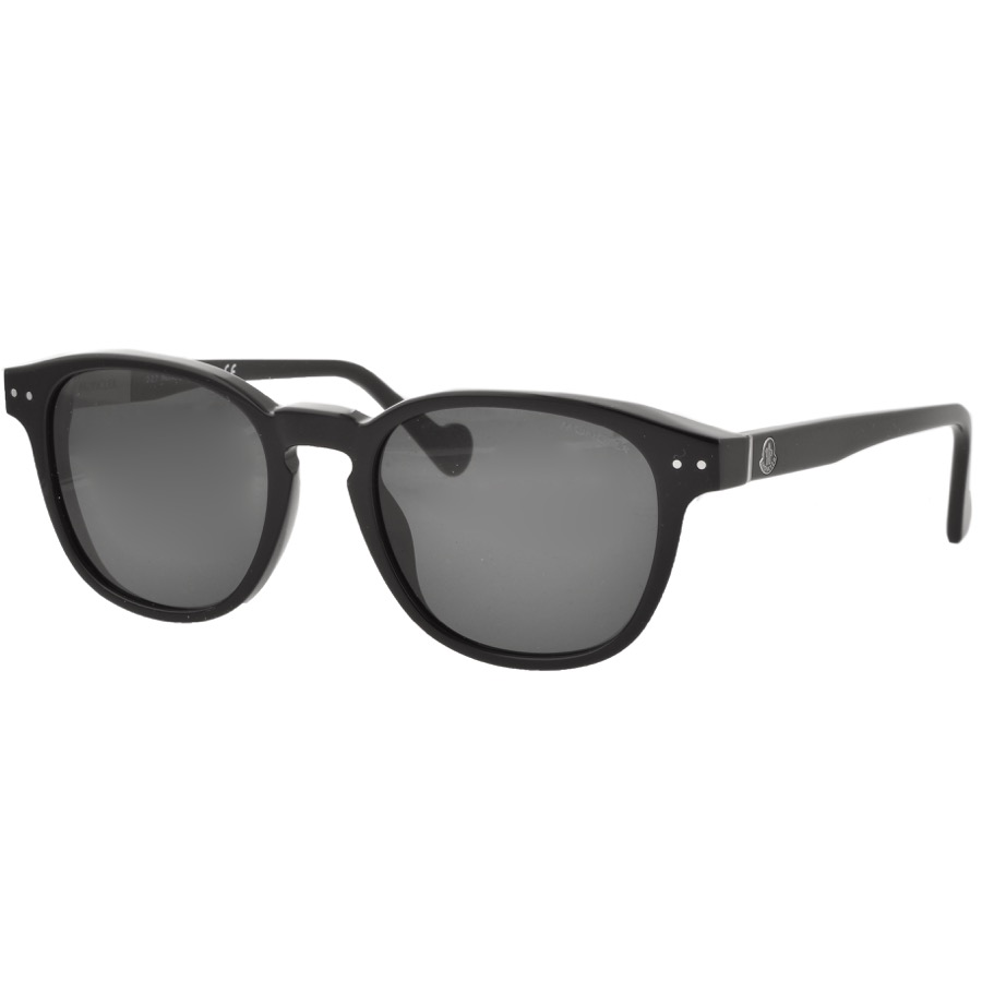 Moncler ML0010 Sunglasses Black