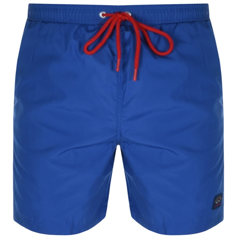 506b081858 Product Image for Paul And Shark Swim Shorts Blue