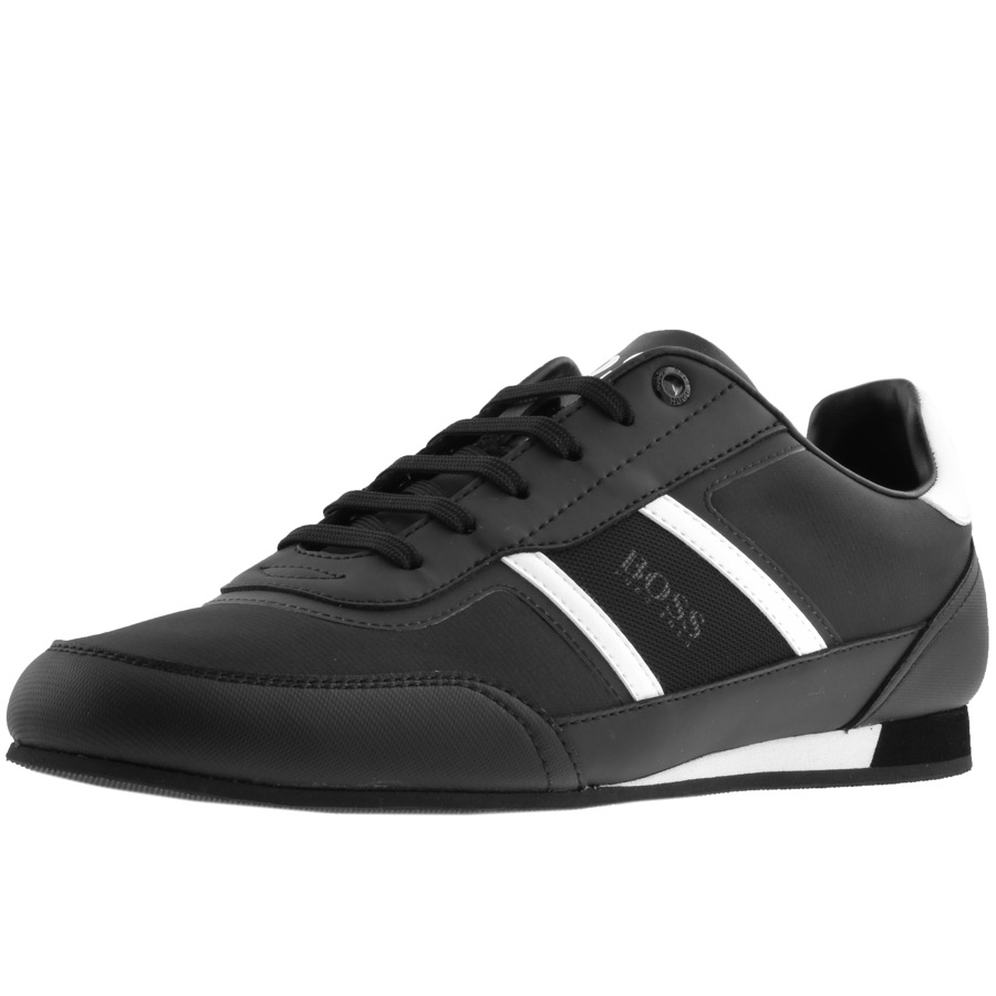Main Product Image for BOSS Athleisure Lighter Lowp Trainers Black