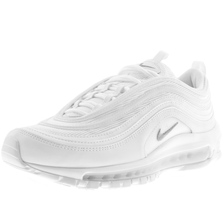 2fd91e402f4db Product Image for Nike Air Max 97 Trainers White