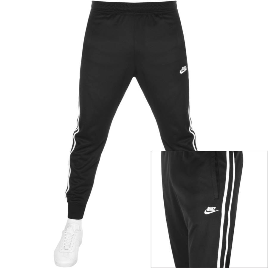Nike Tapered Tribute Jogging Bottoms Black