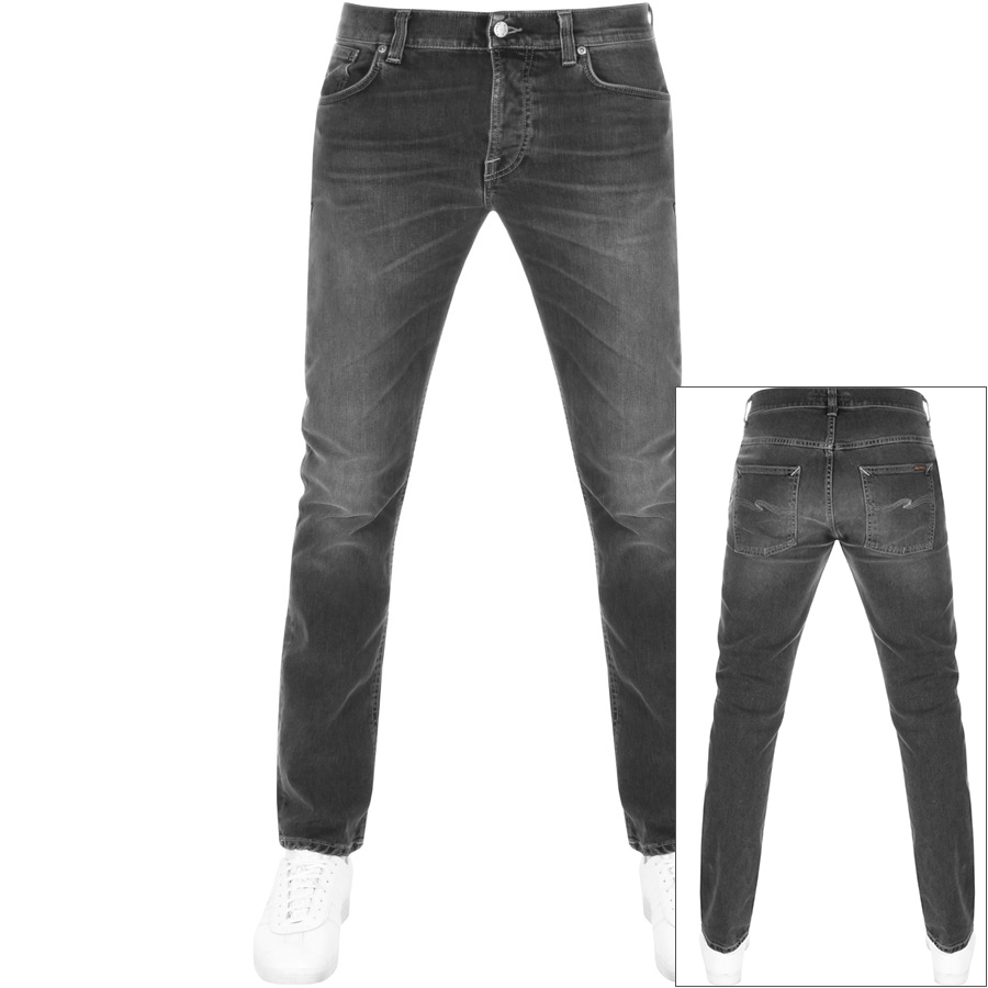 Main Product Image for Nudie Jeans Grim Tim Jeans Grey