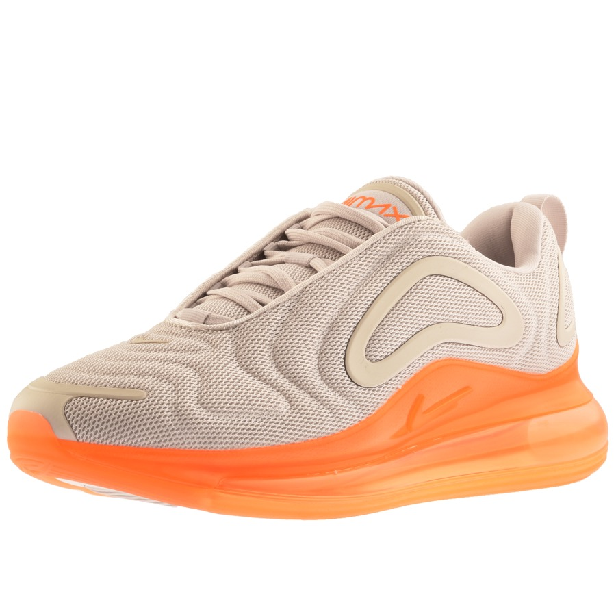 buy online 4db68 48a64 Product Image for Nike Air Max 720 Trainers Beige