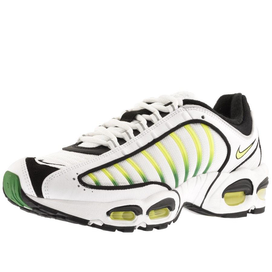 a2dc802b371fd Product Image for Nike Air Max Tailwind Trainers White