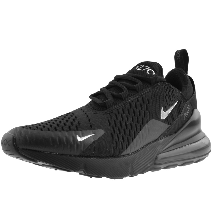 58d613b2a53 Product Image for Nike Air Max 270 Trainers Black