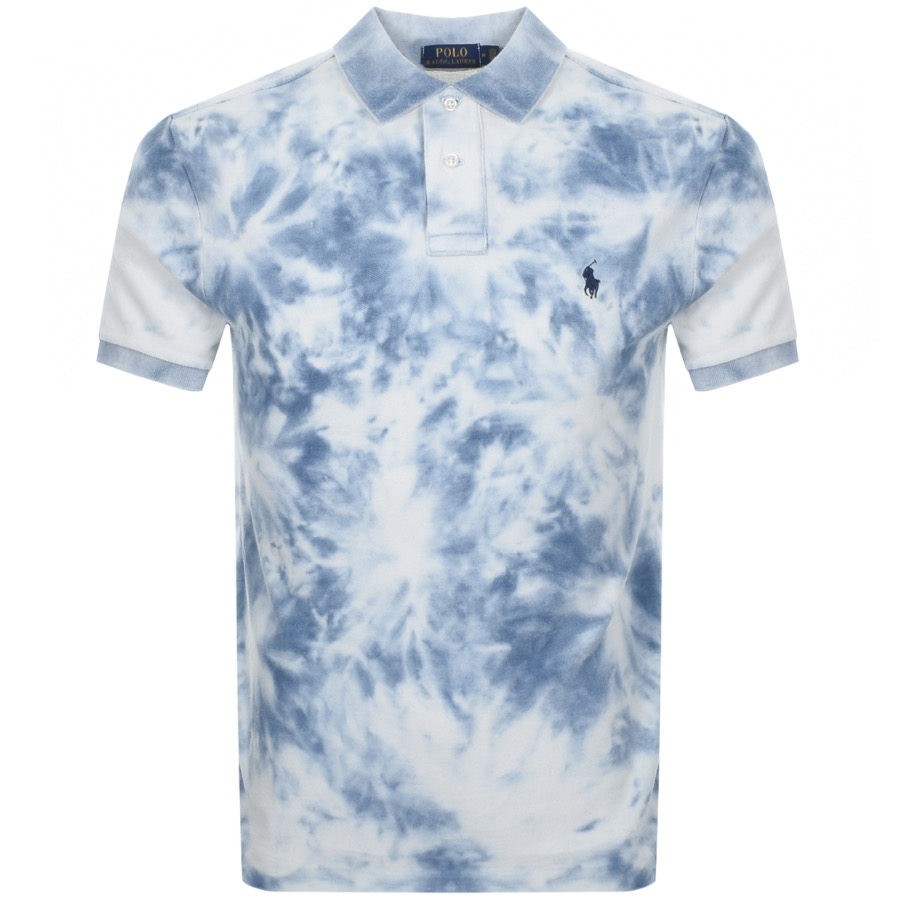 Main Product Image for Ralph Lauren Slim Fit Polo T Shirt White