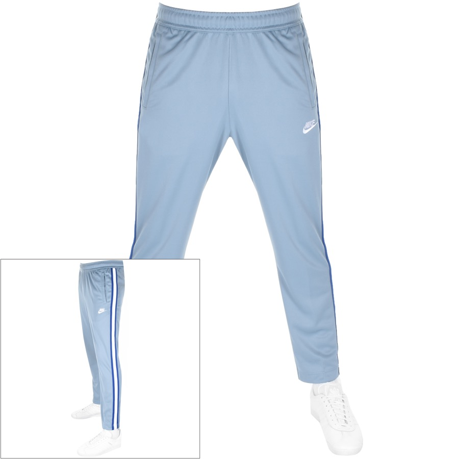 Nike Tapered Tribute Jogging Bottoms Blue