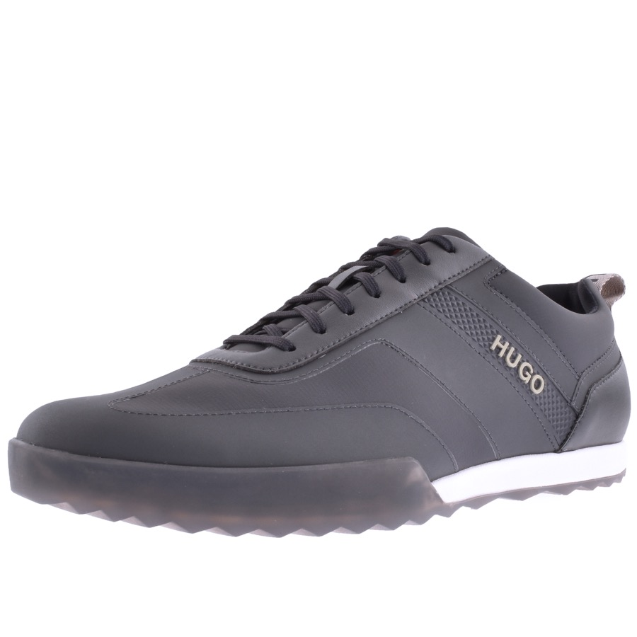 88fae442fe93 Product Image for HUGO Matrix Lowp Trainers Navy