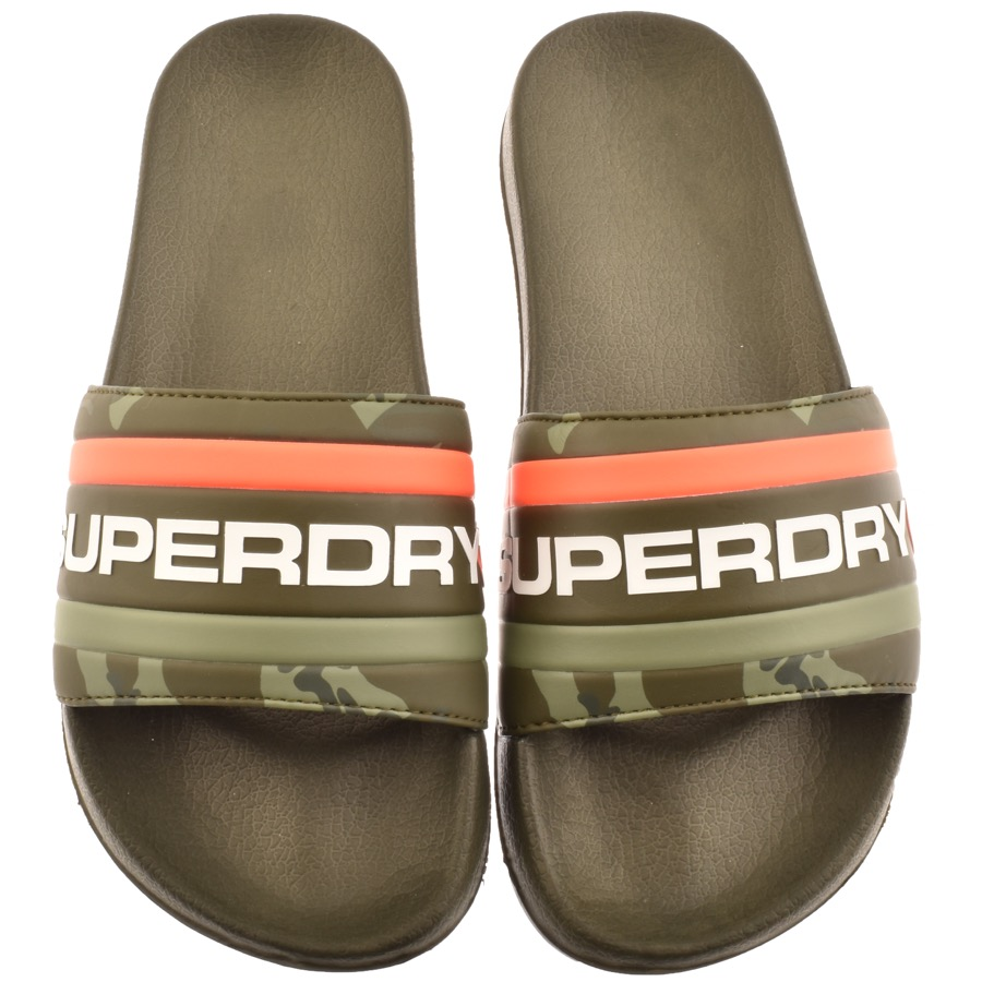 8e33e946772e Product Image for Superdry Trophy 2.0 Flip Flops Khaki
