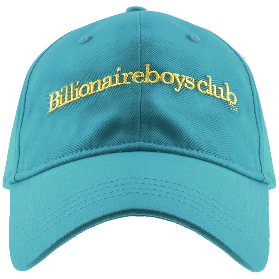 Billionaire Boys Club Logo Cap Blue
