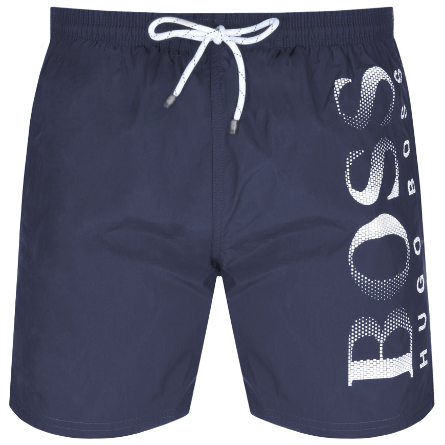 f255146f62 Product Image for BOSS HUGO BOSS Octopus Swim Shorts Navy