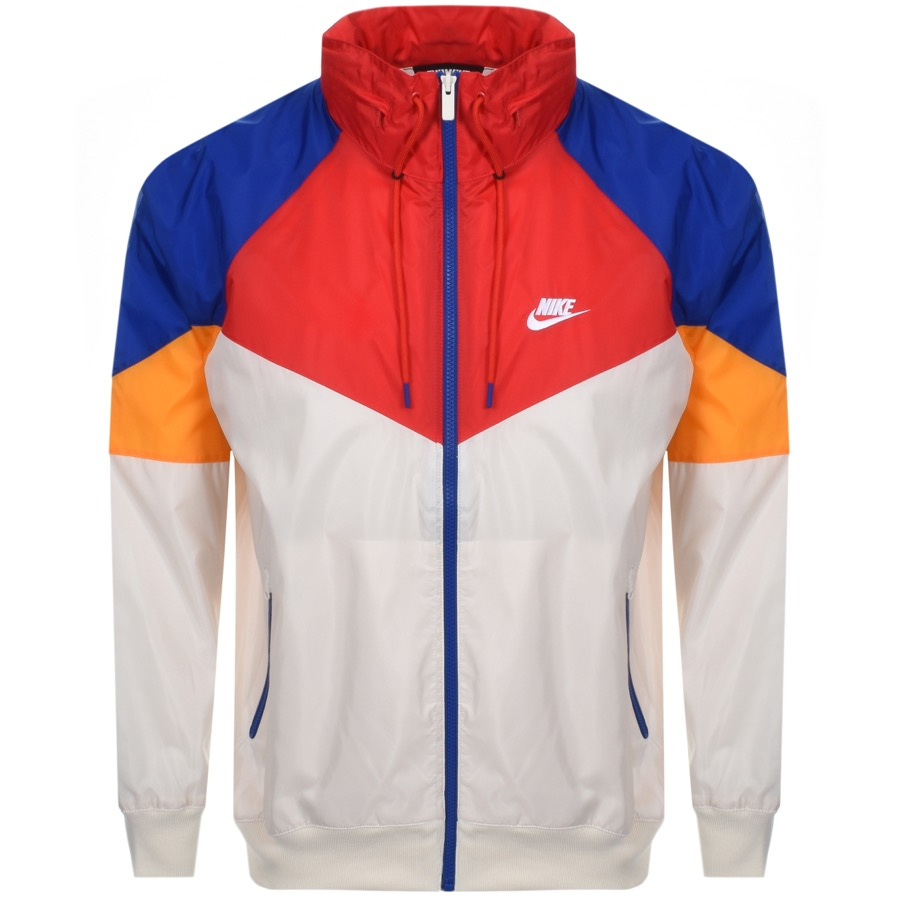 new product e32e9 ac91f Product Image for Nike Windrunner Jacket Cream