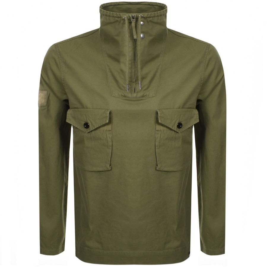 f60a75128 Product Image for Pretty Green Overhead Jacket Olive