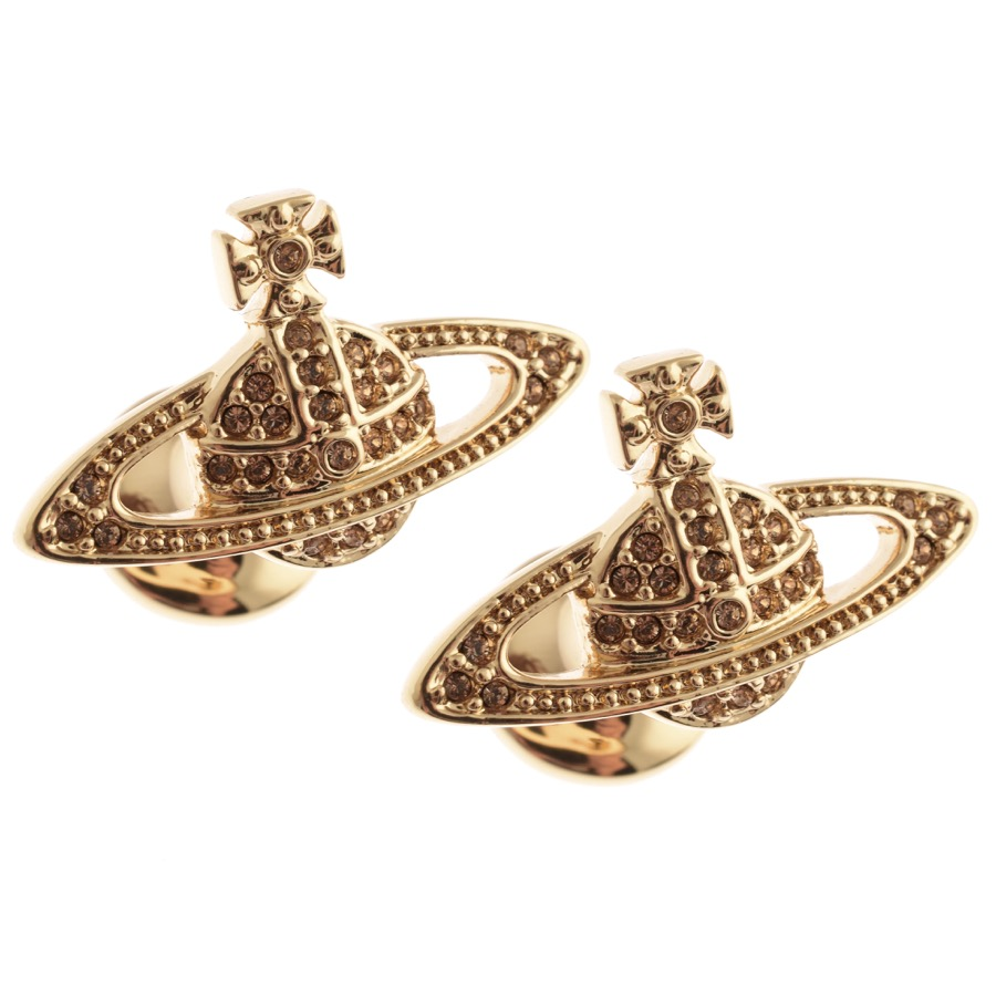 Main Product Image for Vivienne Westwood Mini Bass Relief Cufflinks