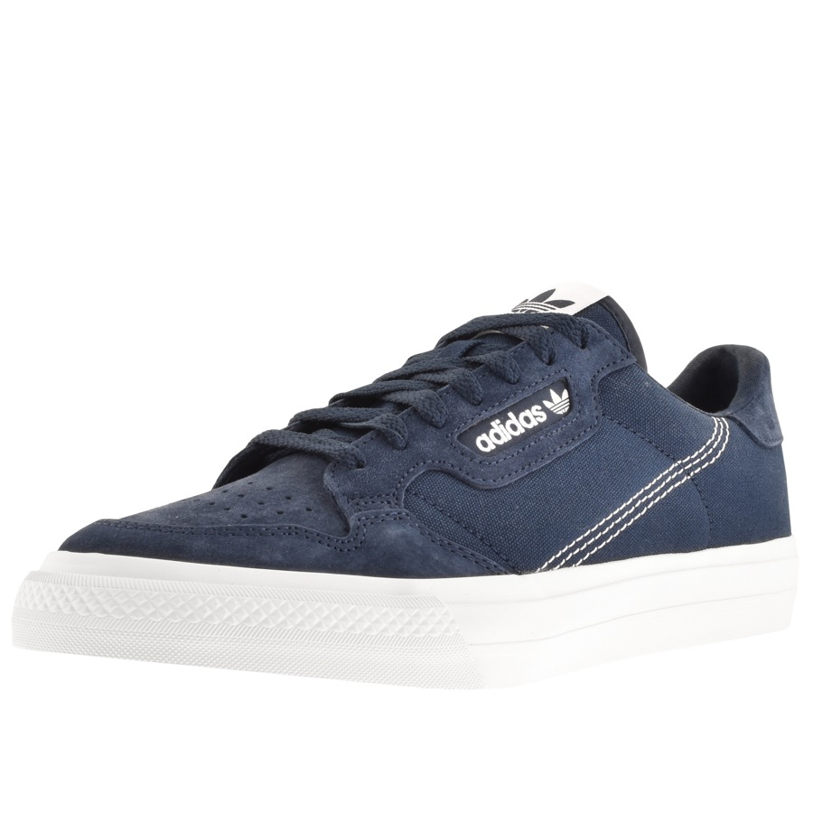 adidas Originals Continental Trainers Navy
