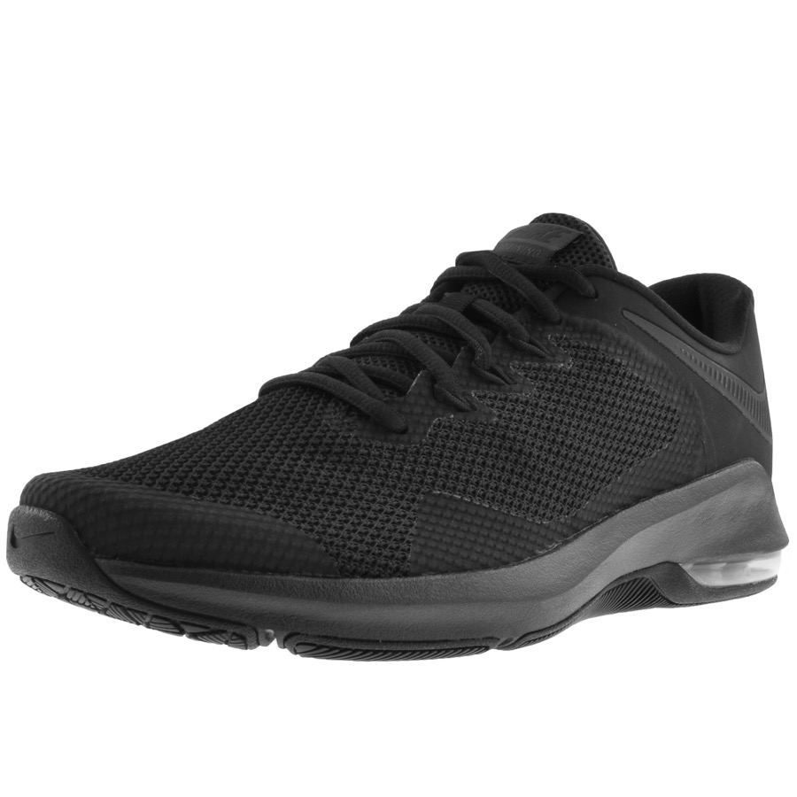 b0a714dcfeb5 Product Image for Nike Air Max Alpha Trainers Black