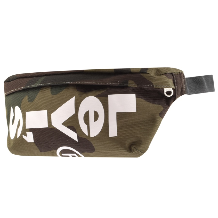 4d9b516c8931 Product Image for Levis Logo Camouflage Waist Bag Green