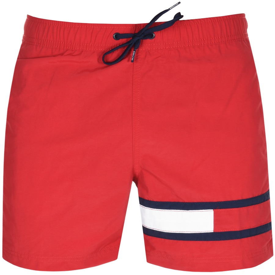 64347ffb820c Product Image for Tommy Hilfiger Swim Shorts Red