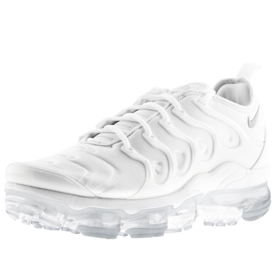 dbad67303c Nike Air VaporMax Plus Trainers White. £170.00. Free Delivery