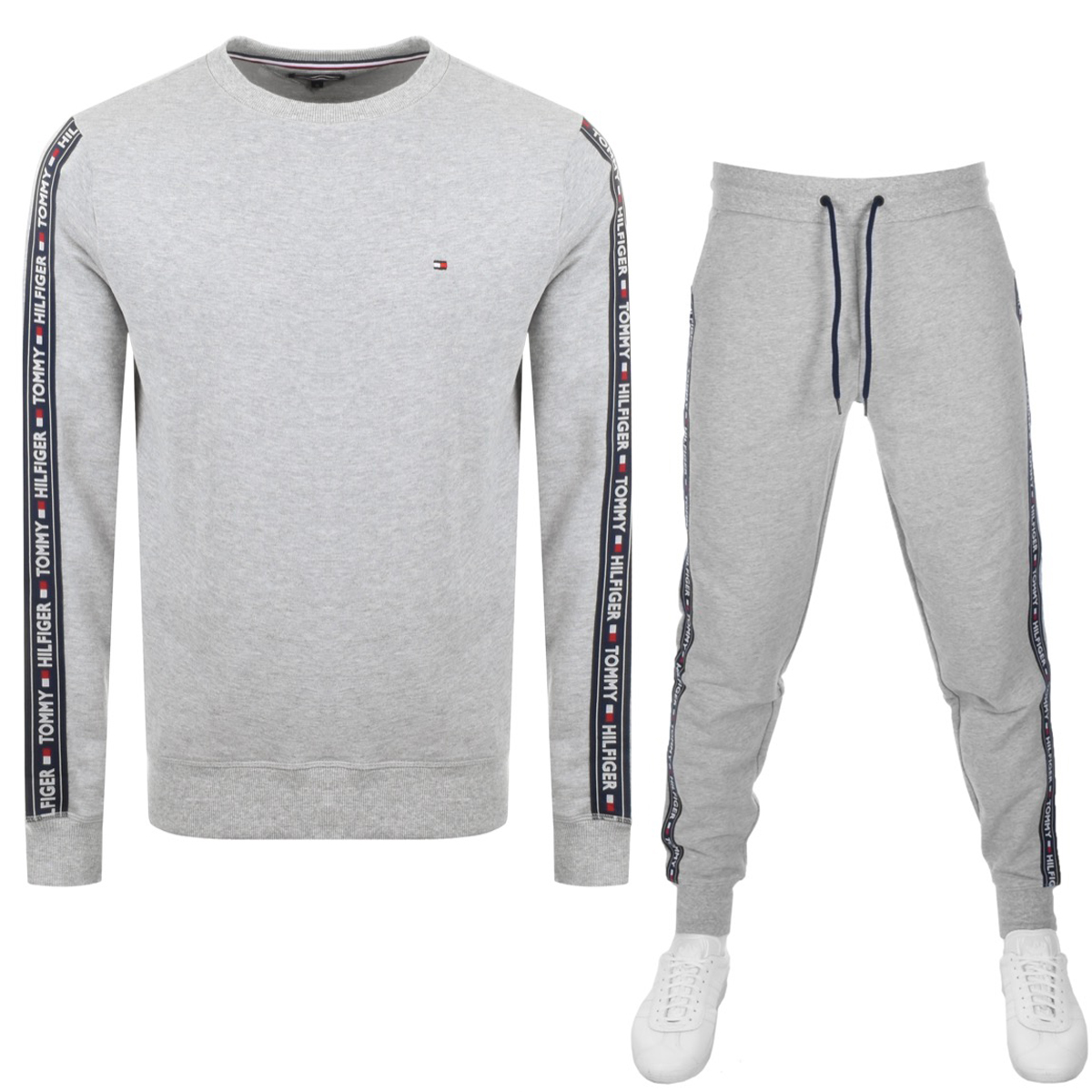 a7a370278 Product Image for Tommy Hilfiger Tracksuit Grey