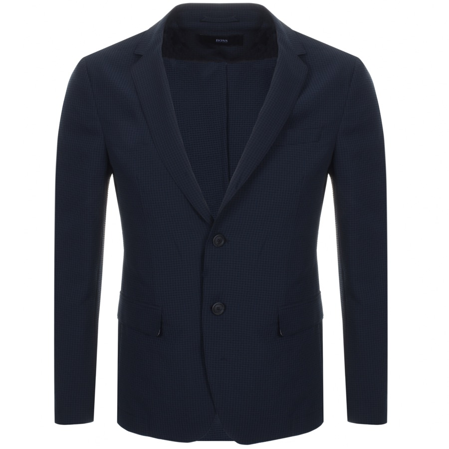 BOSS HUGO BOSS Noort WG Jacket Navy