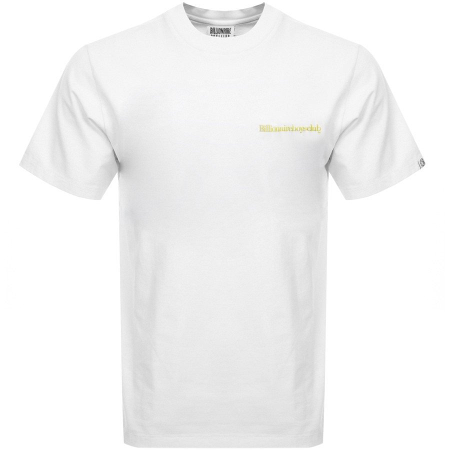 Main Product Image for Billionaire Boys Club Logo T Shirt White