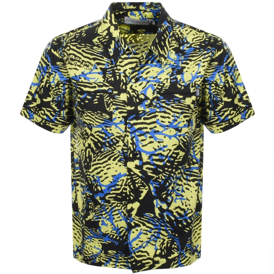 Main Product Image for Billionaire Boys Club Short Sleeved Shirt Yellow