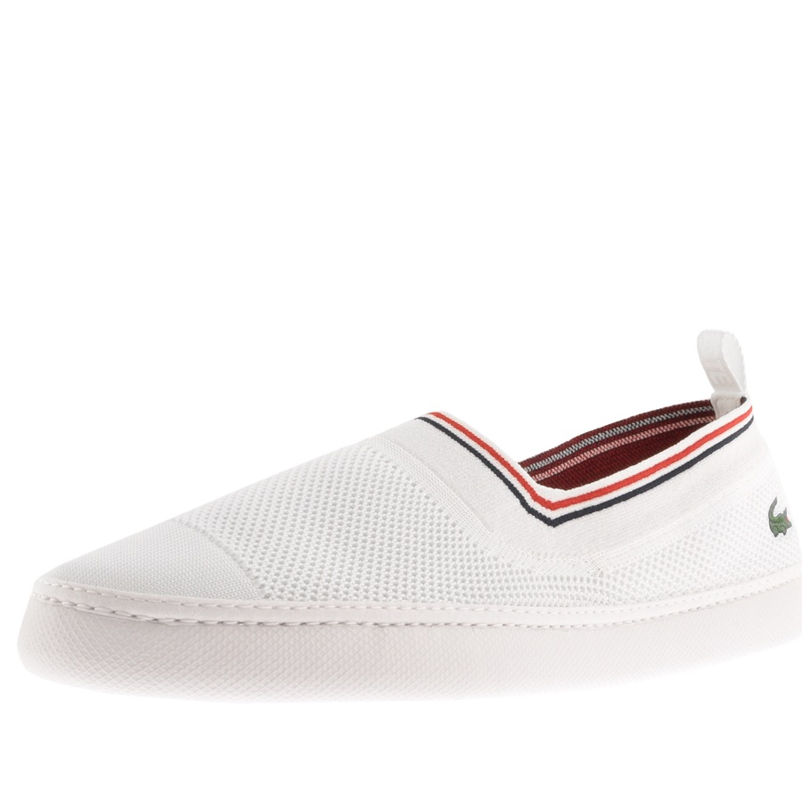 c46bc865ea7 Product Image for Lacoste Lydro Plimsolls White