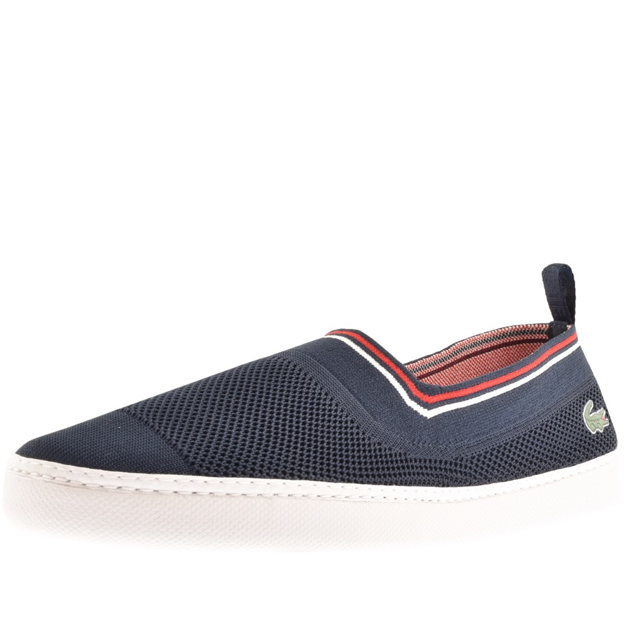 fb5788938d3 Product Image for Lacoste Lydro Plimsolls Navy