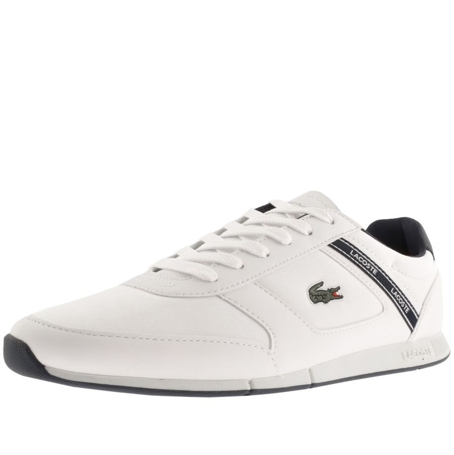 5289a8733 Product Image for Lacoste Menerva Sport Trainers White