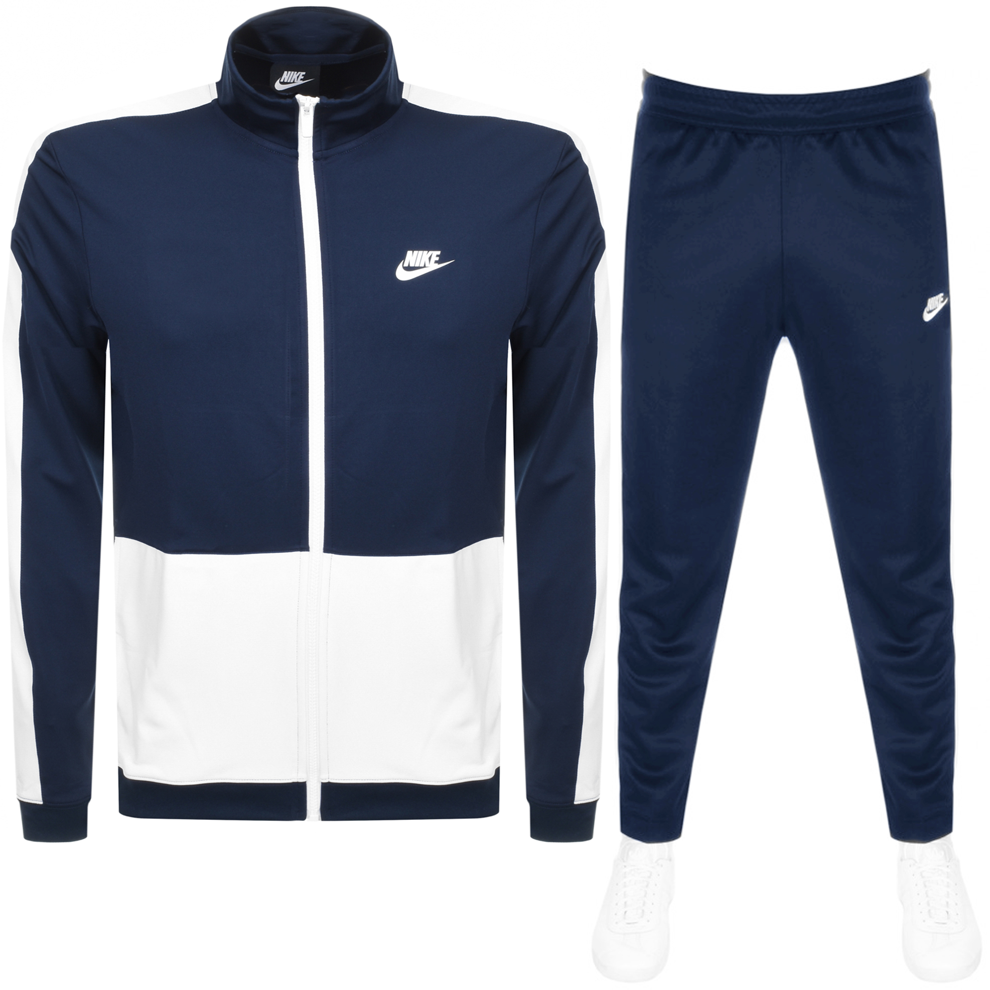 8eac130100bd Product Image for Nike Standard Fit Tracksuit Navy