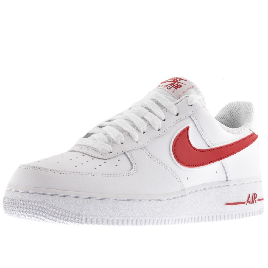 ad01a3eeb483 Product Image for Nike Air Force 1 07 3 Trainers White
