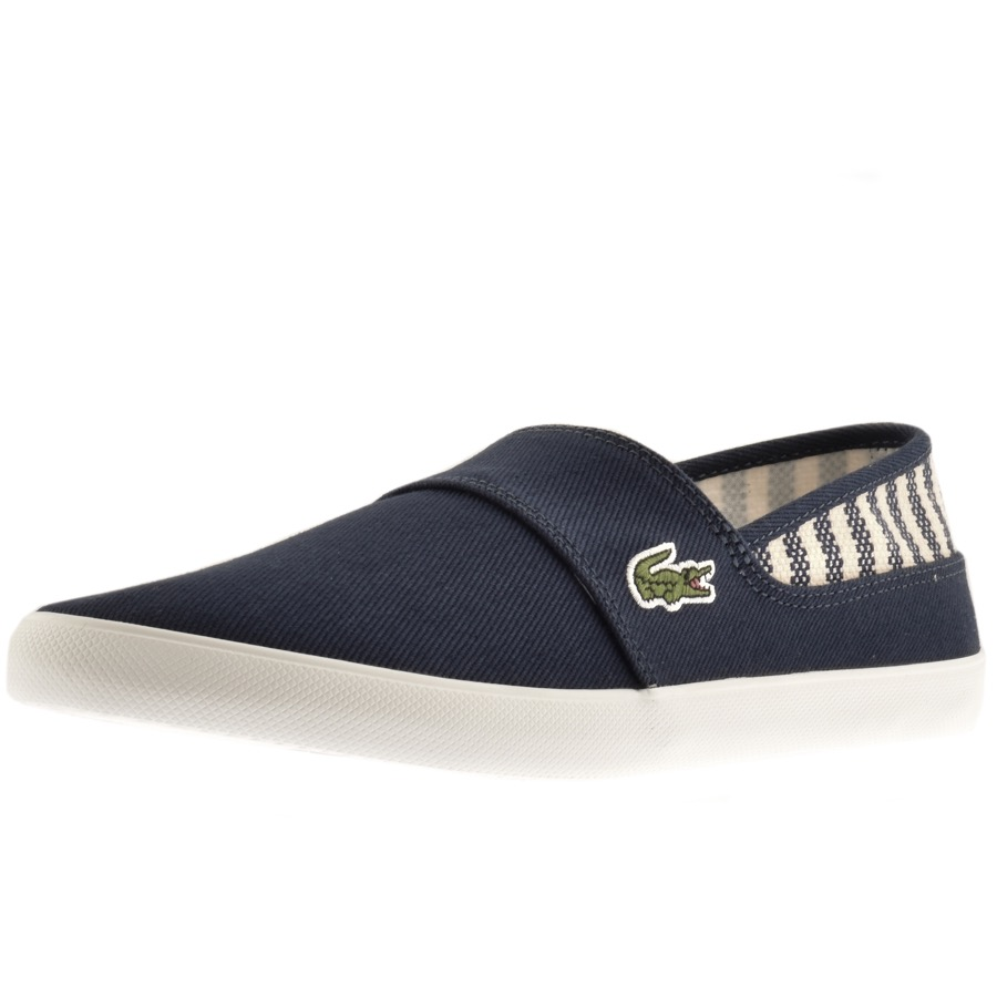 Main Product Image for Lacoste Marice Plimsoll Navy