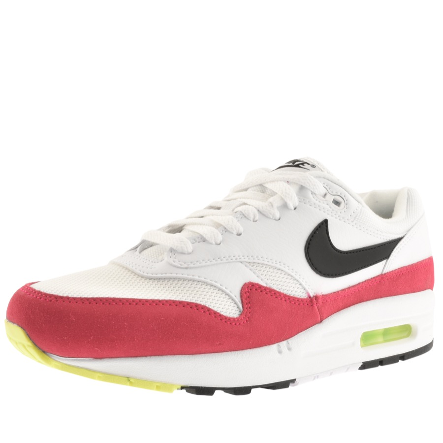 free shipping 261ce 803a4 Main Product Image for Nike Air Max 1 Trainers White. Alternative ...